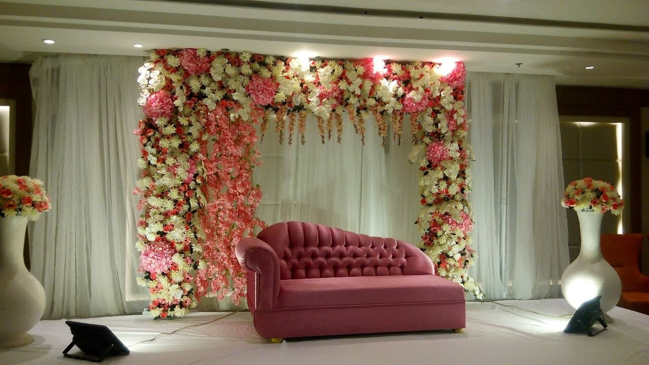 Best ideas about Wedding Backdrop Ideas DIY . Save or Pin DIY Wedding Backdrop Decorating Ideas Now.