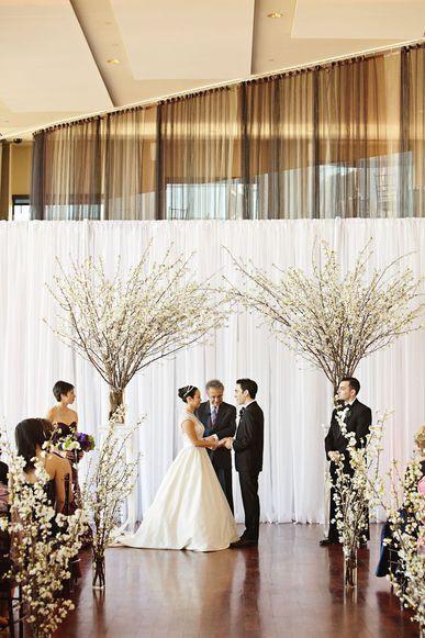 Best ideas about Wedding Backdrop Ideas DIY . Save or Pin Best 25 Diy wedding backdrop ideas on Pinterest Now.