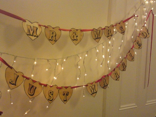 Best ideas about Wedding Banners DIY . Save or Pin DIY Wedding Inspiration Now.