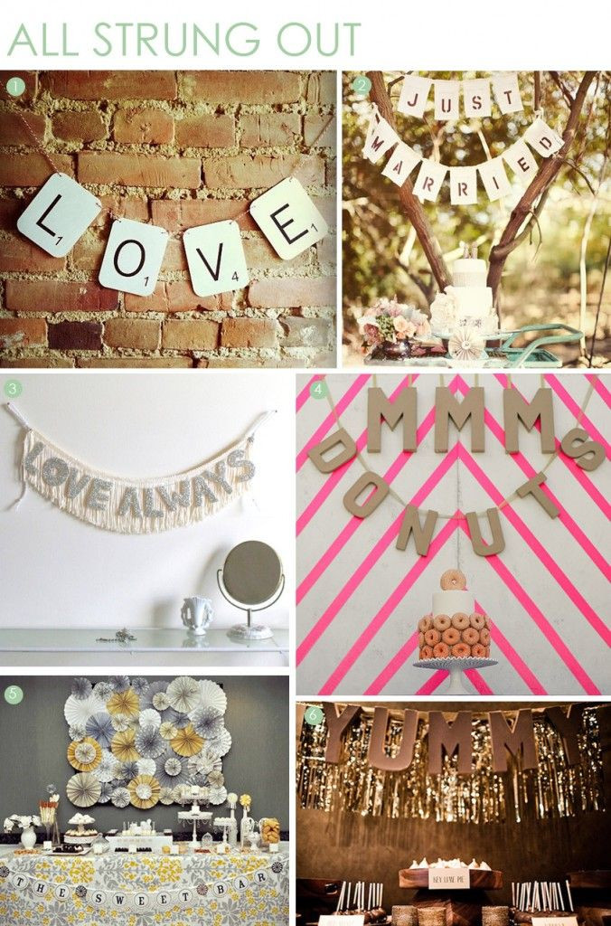 Best ideas about Wedding Banners DIY . Save or Pin 20 best images about DIY Bud Weddings on Pinterest Now.