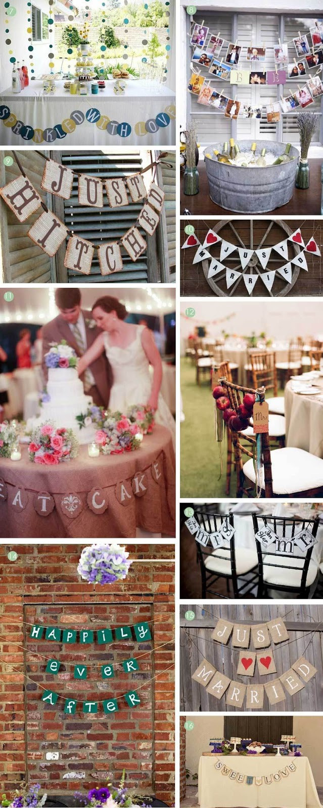 Best ideas about Wedding Banners DIY . Save or Pin Pin by Kylie Gongola on Wedding Now.
