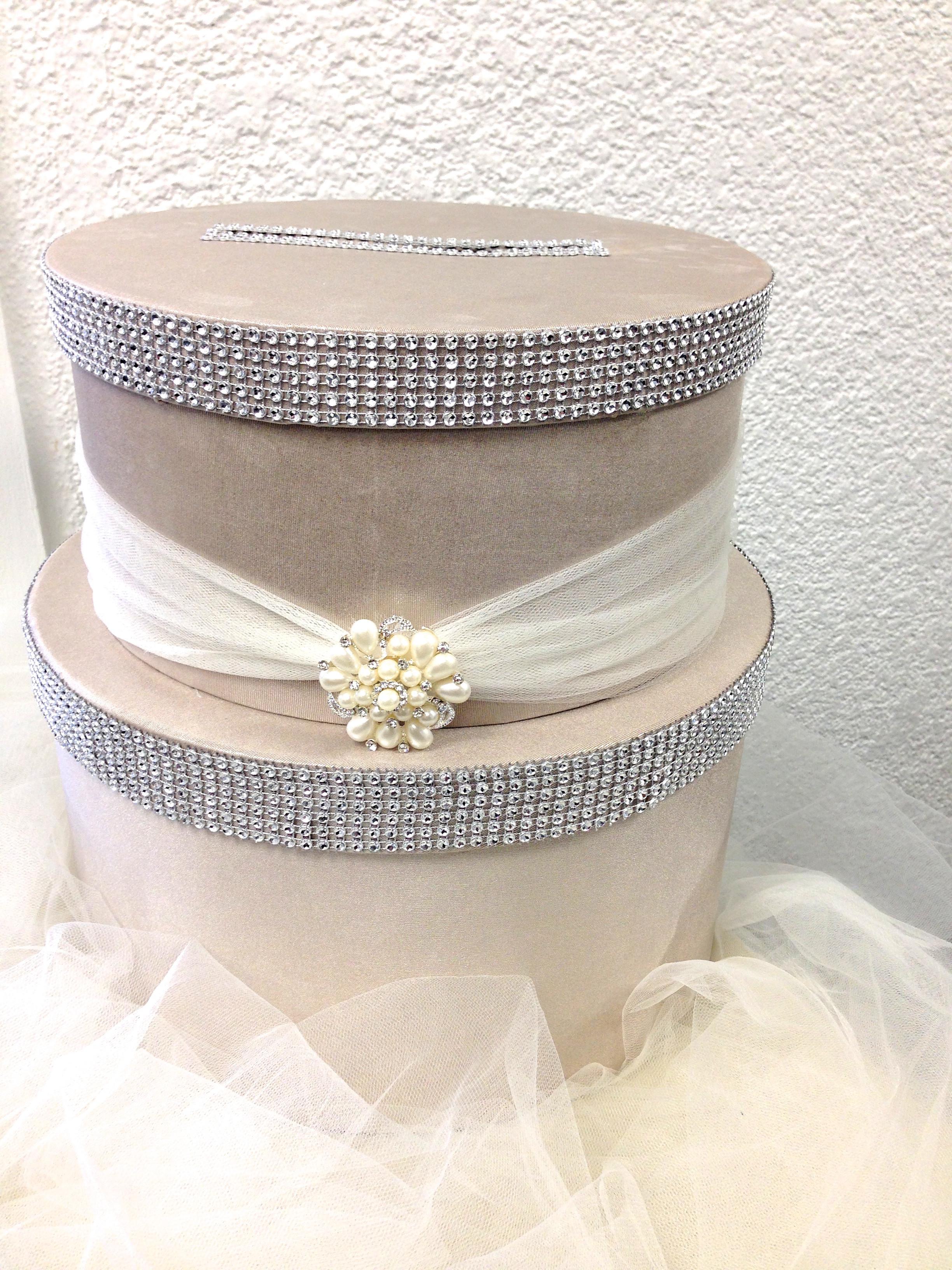 Best ideas about Wedding Card Box DIY . Save or Pin DIY Wedding Card Box Now.