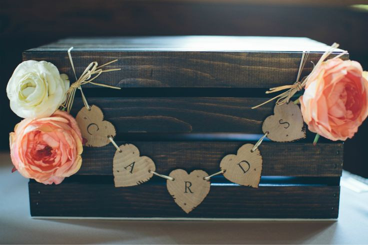 Best ideas about Wedding Card Boxes DIY . Save or Pin 18 DIY Wedding Card Boxes For Your Guests To Slip Your Now.