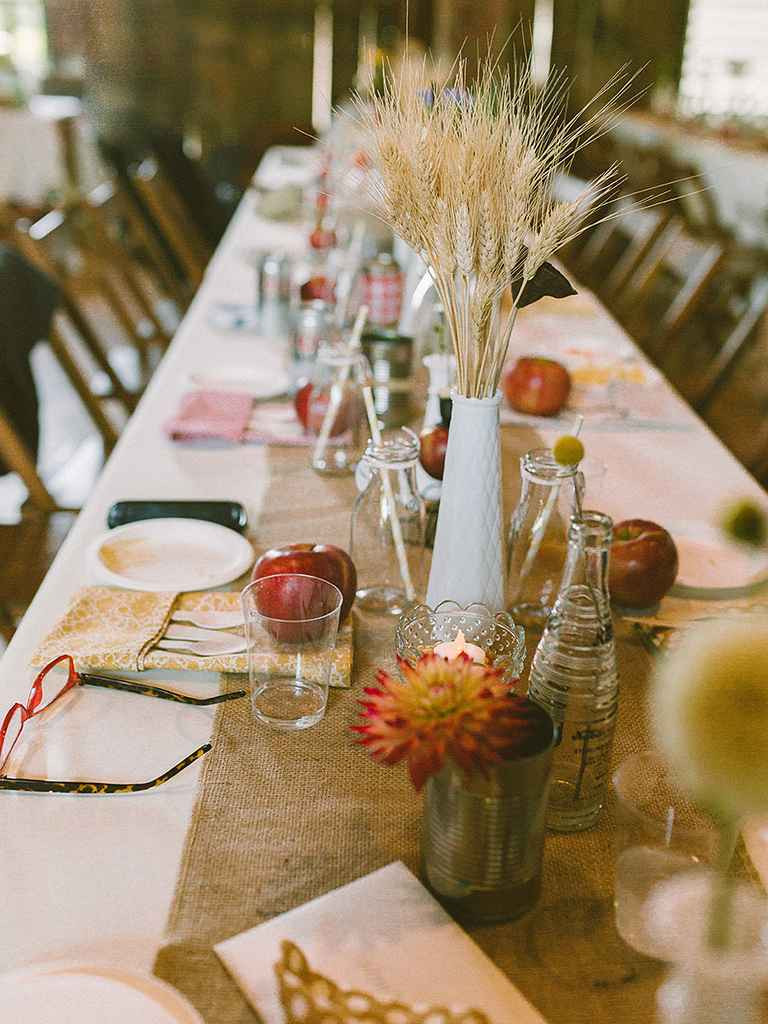 Best ideas about Wedding Centerpieces DIY . Save or Pin 27 Crafty DIY Wedding Decorations Now.