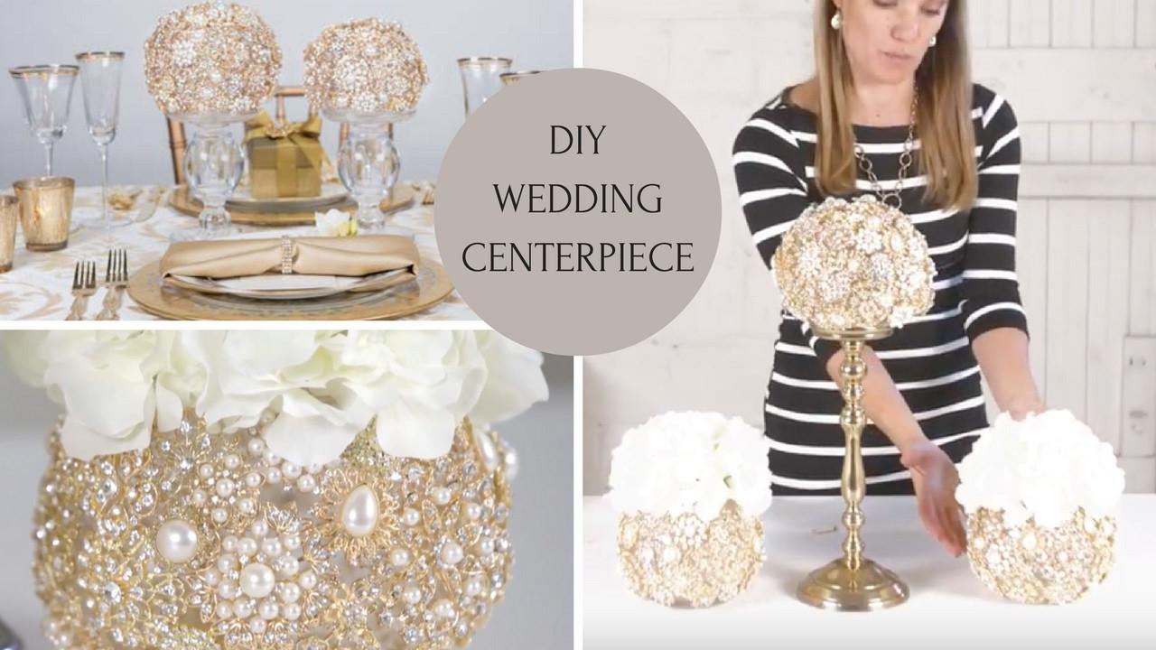 Best ideas about Wedding Centerpieces Ideas DIY . Save or Pin DIY Wedding Centerpiece Wedding Decoration Ideas Now.