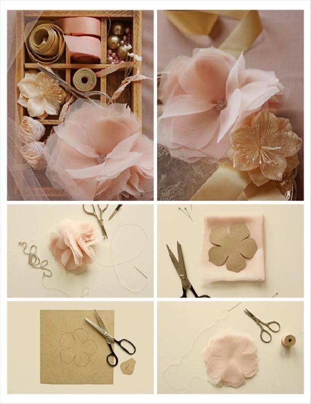 Best ideas about Wedding Craft Idea . Save or Pin wedding craft ideas silk flowers Dump A Day Now.