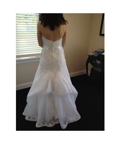 Best ideas about Wedding Dress Bustle DIY . Save or Pin French bustle Bridal gown Pinterest Now.