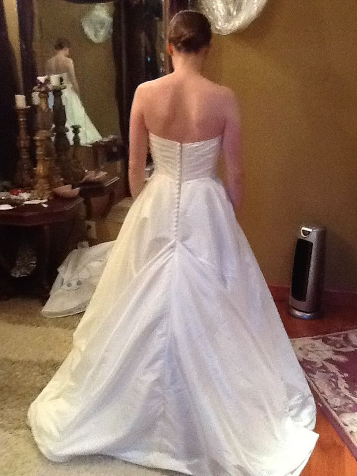 Best ideas about Wedding Dress Bustle DIY . Save or Pin Over bustle Wedding Gown Bustle Styles Pinterest Now.