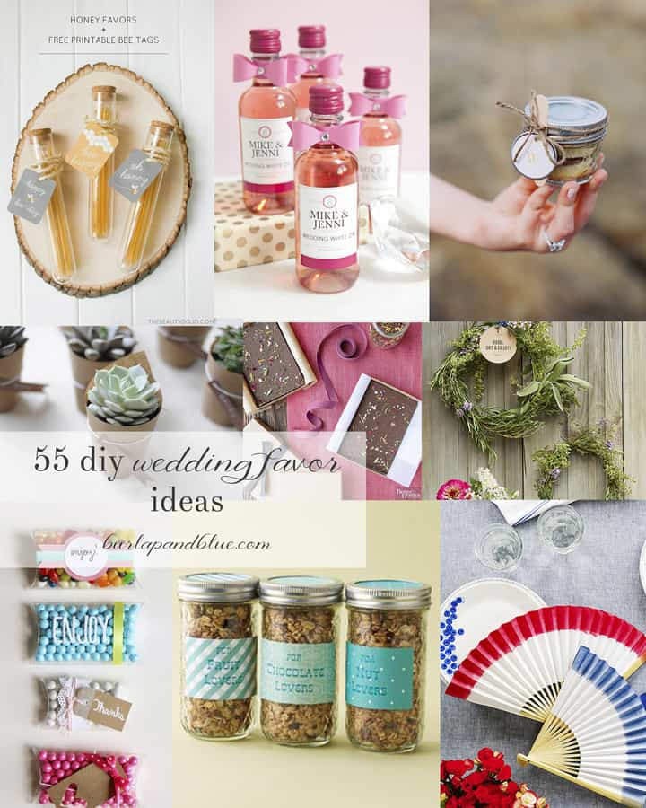 Best ideas about Wedding Favors DIY . Save or Pin DIY Wedding Favors Now.