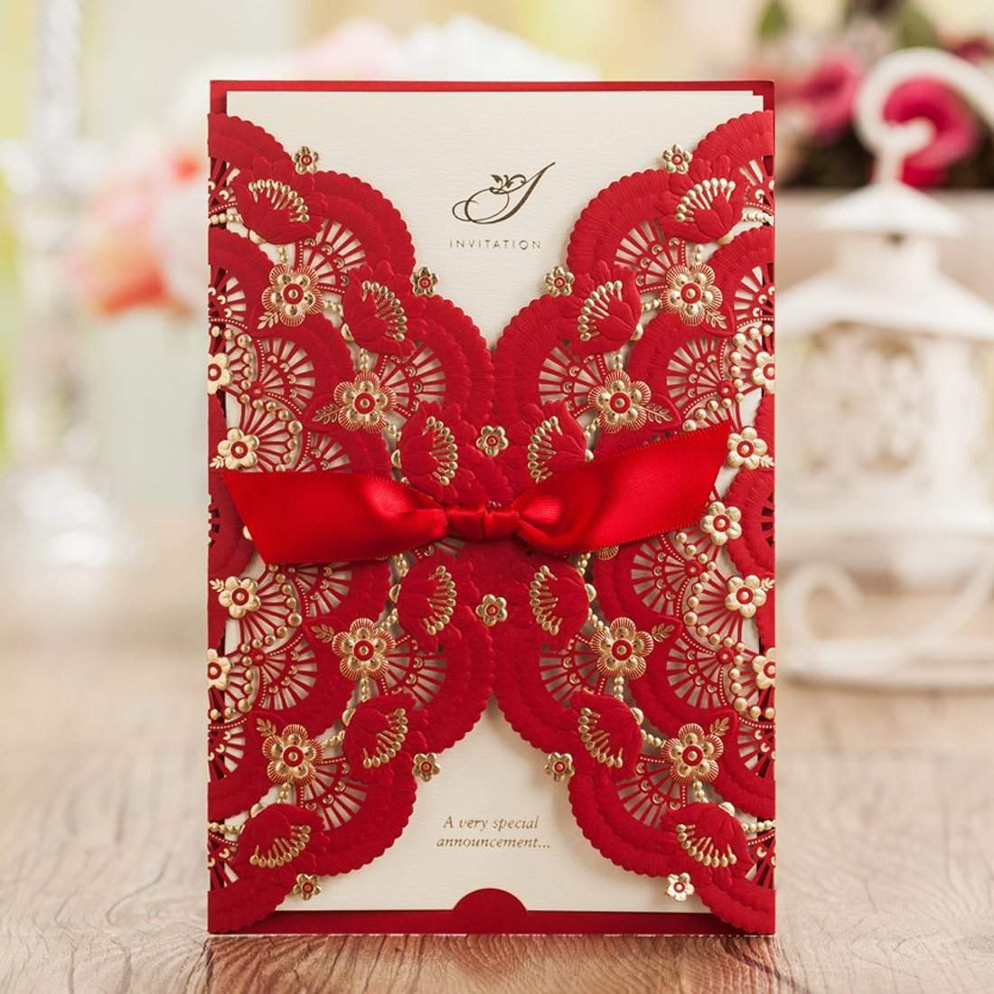 Best ideas about Wedding Invitations DIY . Save or Pin Top 10 Best Cheap DIY Wedding Invitations Now.