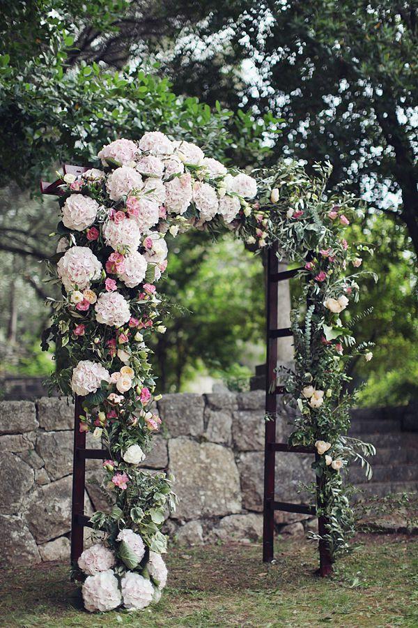 Best ideas about Wedding Trellis DIY . Save or Pin Wedding Arbor Decorations on Pinterest Now.