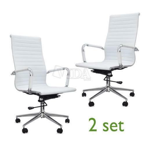 Best ideas about White Desk Chair . Save or Pin White Desk Chair Now.