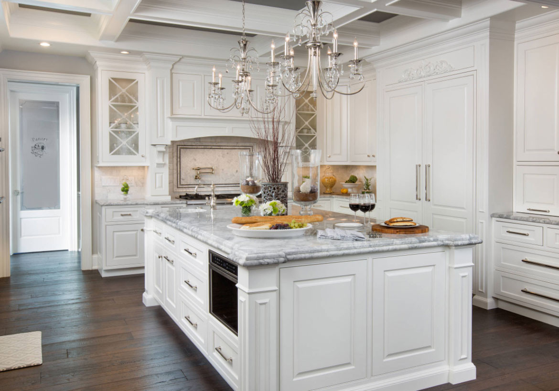 Best ideas about White Kitchen Ideas . Save or Pin 35 Fresh White Kitchen Cabinets Ideas to Brighten Your Now.