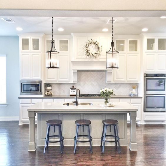 Best ideas about White Kitchen Ideas . Save or Pin 53 Best White Kitchen Designs Decoholic Now.