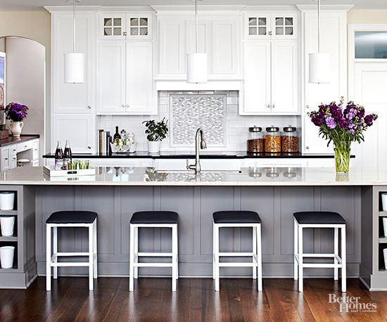 Best ideas about White Kitchen Ideas . Save or Pin White Kitchen Design Ideas Now.