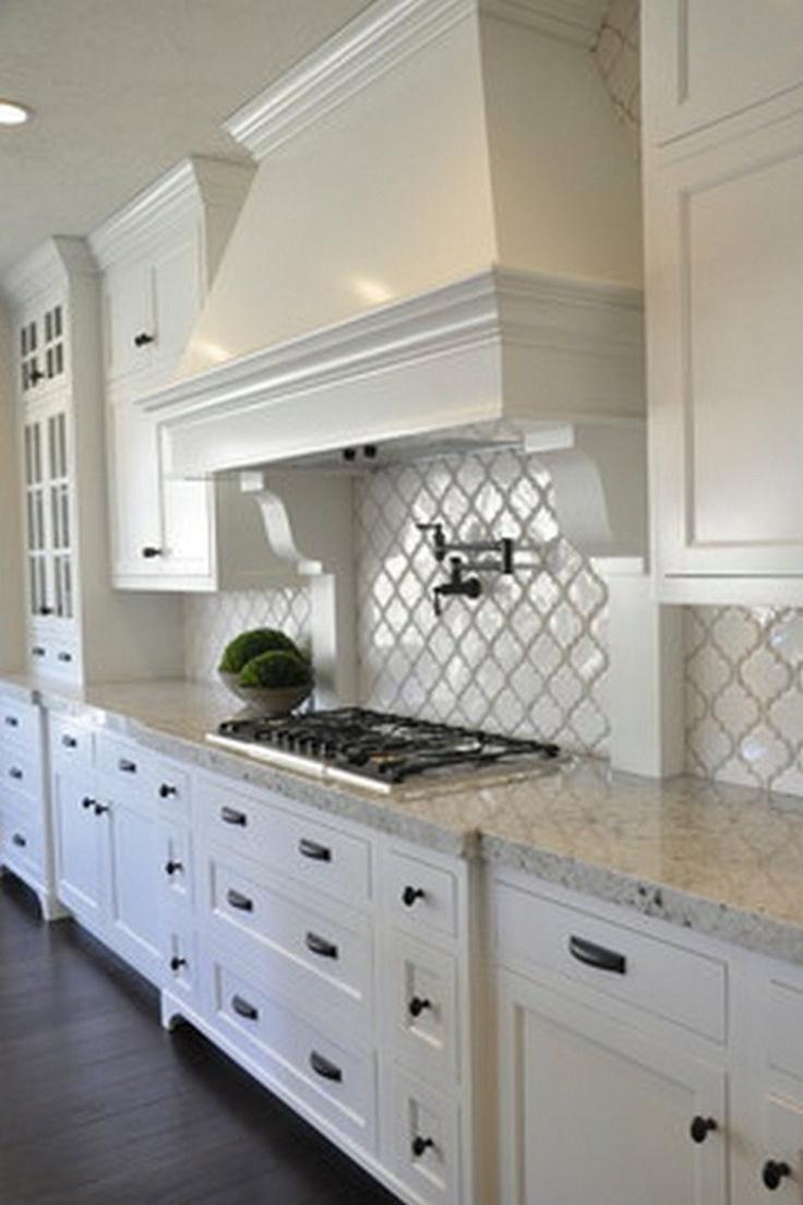 Best ideas about White Kitchen Ideas . Save or Pin 25 best ideas about White kitchens on Pinterest Now.