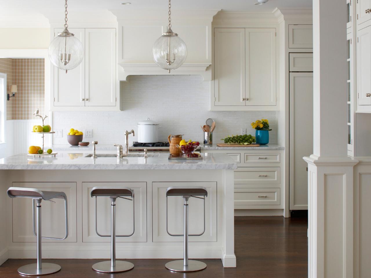 Best ideas about White Kitchen Ideas . Save or Pin Wonderful White Kitchens Jenna Burger Now.