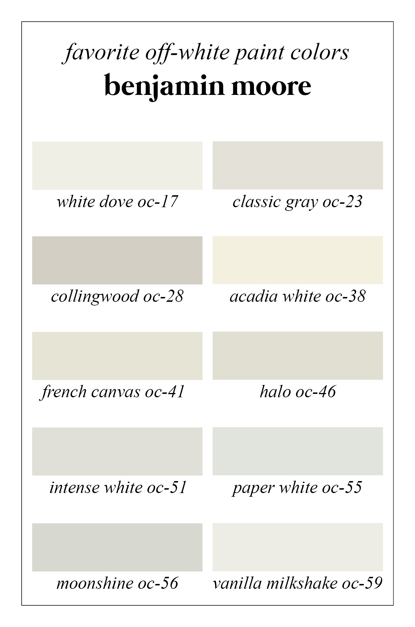 Best ideas about White Paint Colors . Save or Pin Best 25 Benjamin moore paper white ideas on Pinterest Now.