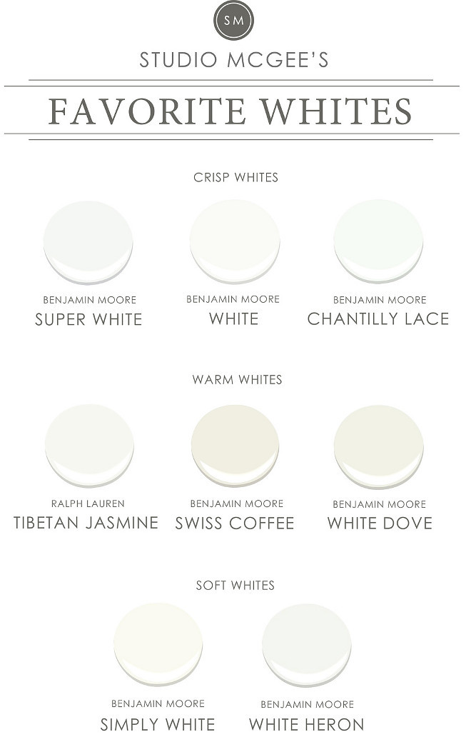 Best ideas about White Paint Colors . Save or Pin Interior Paint Color Ideas Home Bunch Interior Design Ideas Now.