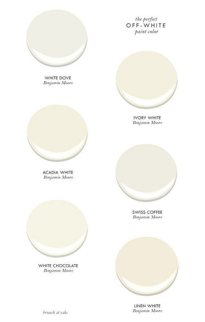 Best ideas about White Paint Colors . Save or Pin benjamin moore best white Google Search Now.