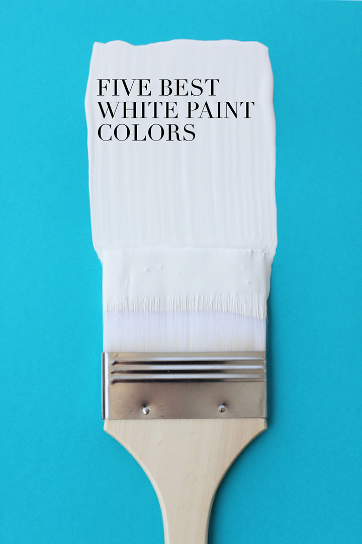 Best ideas about White Paint Colors . Save or Pin Alice and Lois5 Best White Paint Colors Now.