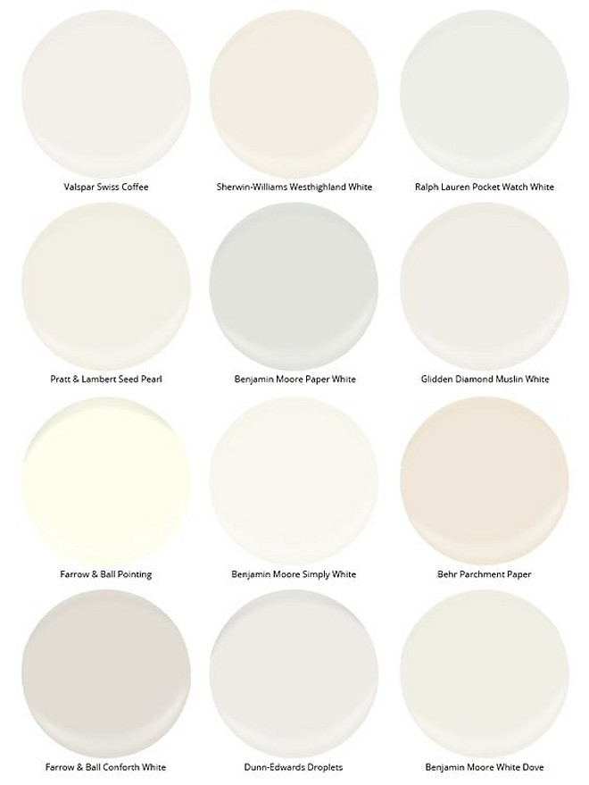 Best ideas about White Paint Colors . Save or Pin Coastal Home Interiors Home Bunch Interior Design Now.