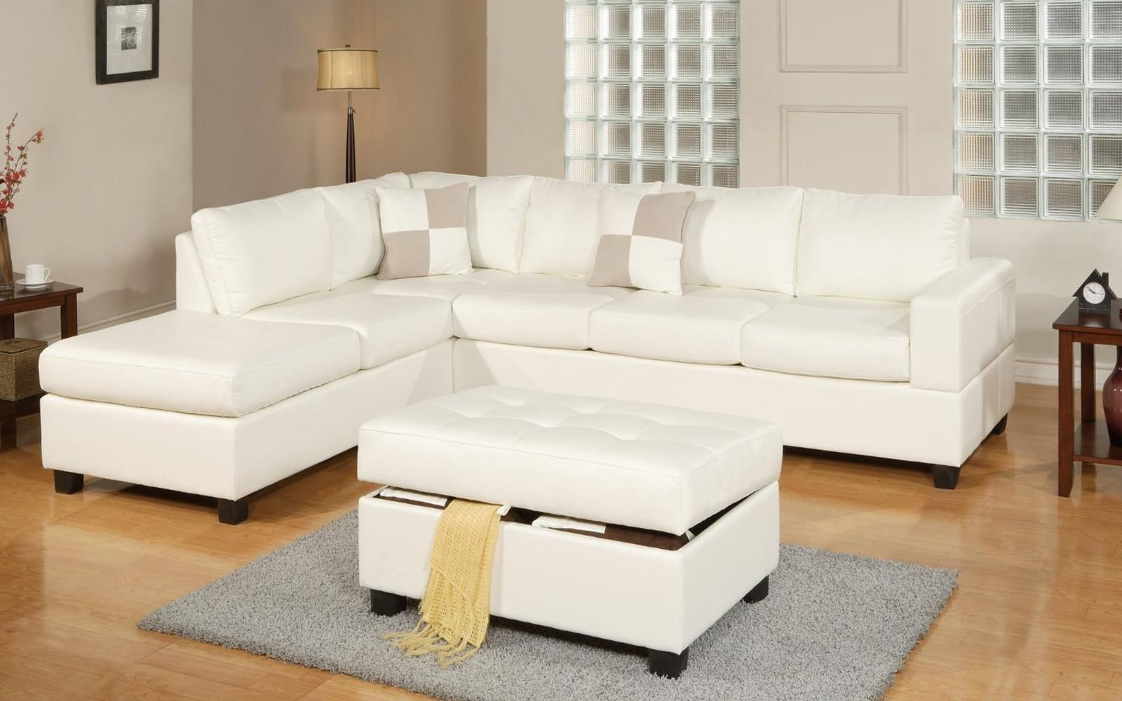 Best ideas about White Sectional Sofa . Save or Pin 21 Best Ideas White Sectional Sofa for Sale Now.
