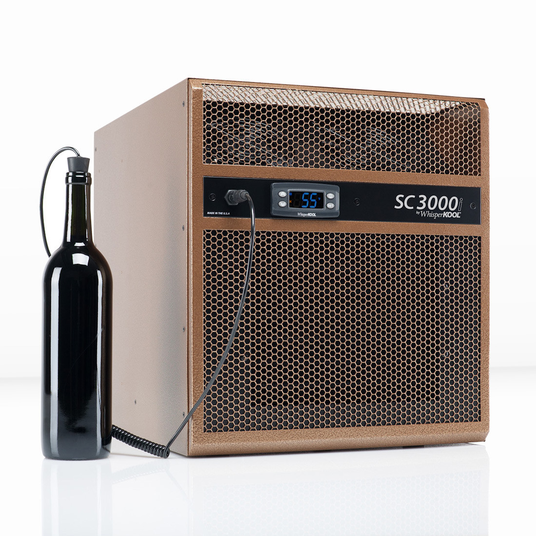 Best ideas about Wine Cellar Cooling Units . Save or Pin WhisperKOOL SC 3000i Through Wall Wine Cellar Cooling Now.