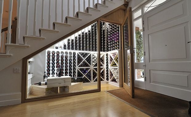 Best ideas about Wine Cellar Under Stairs . Save or Pin How To Build A Wine Cellar Under The Stairs WoodWorking Now.