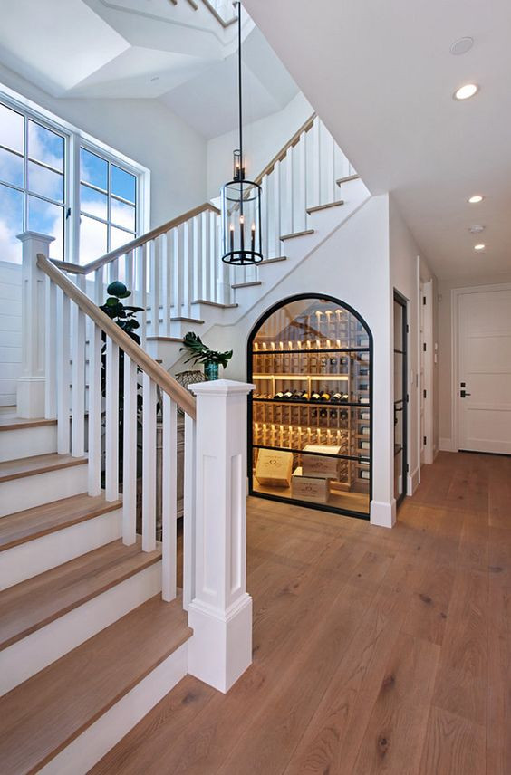 Best ideas about Wine Cellar Under Stairs . Save or Pin Incredible Wine Storage Solutions For All Wine Lovers Now.