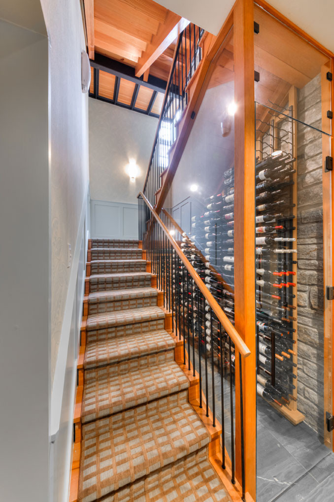 Best ideas about Wine Cellar Under Stairs . Save or Pin Building Wine Cellars with Joseph & Curtis Now.