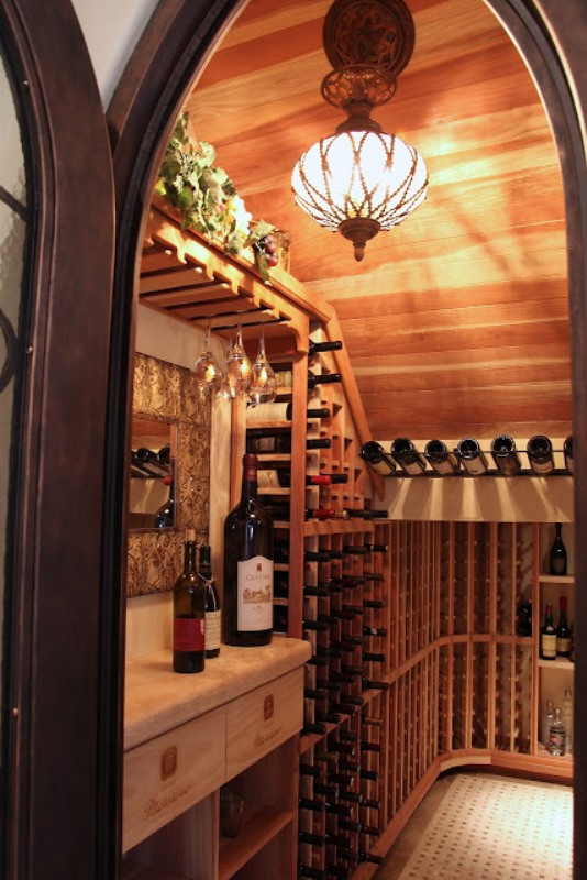 Best ideas about Wine Cellar Under Stairs . Save or Pin Design Build Home Remodeling Phoenix Before After Now.