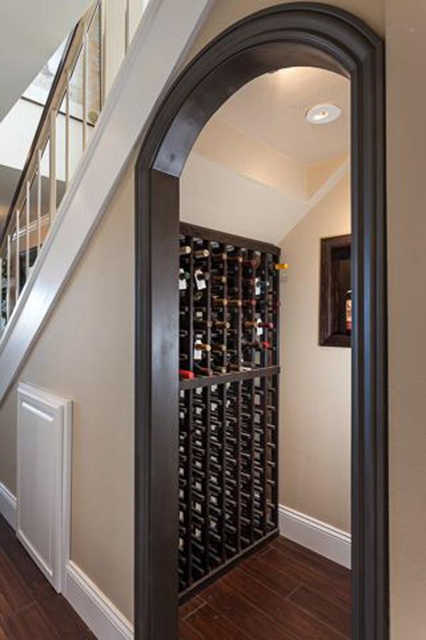 Best ideas about Wine Cellar Under Stairs . Save or Pin wine cellar under stairs Now.