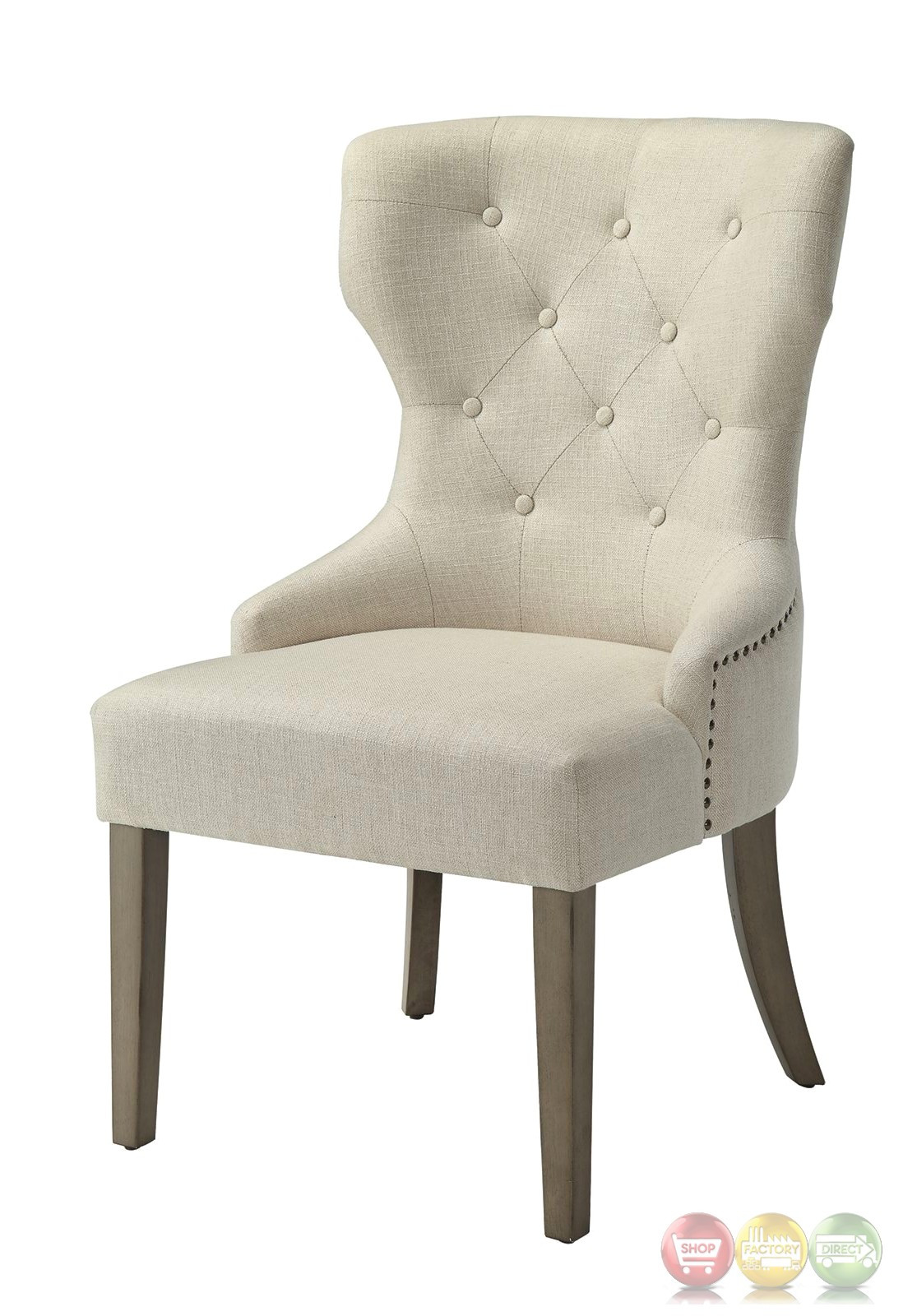 Best ideas about Wingback Dining Chair . Save or Pin Wingback Dining Chair Florence Dining Chair Now.