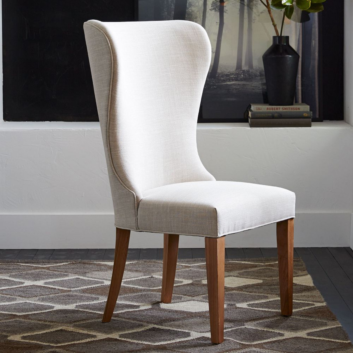Best ideas about Wingback Dining Chair . Save or Pin Shopping Now.