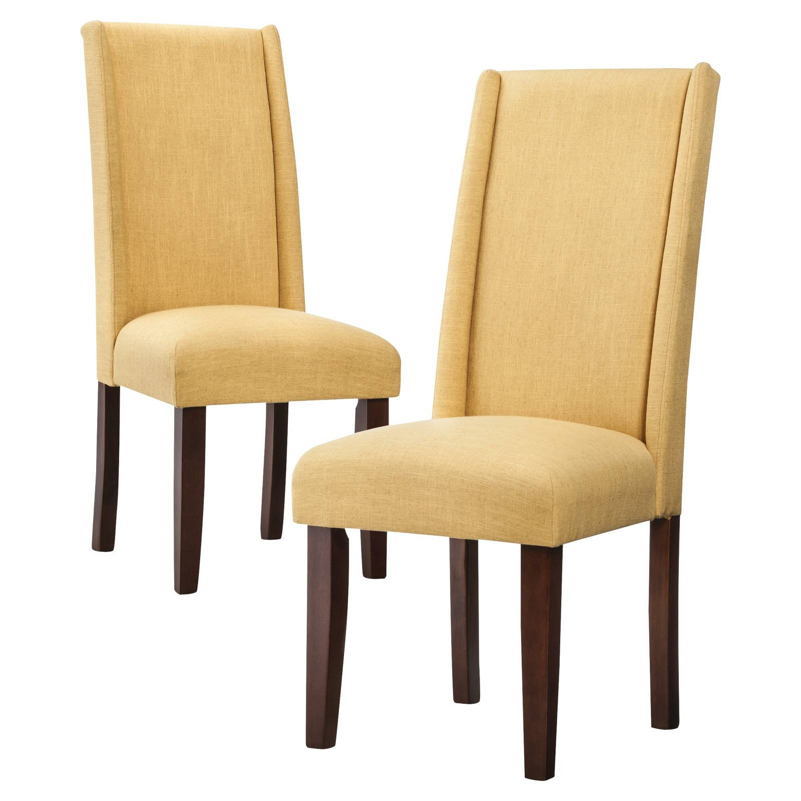 Best ideas about Wingback Dining Chair . Save or Pin Charlie Modern Wingback Dining Chair Set of 2 Now.