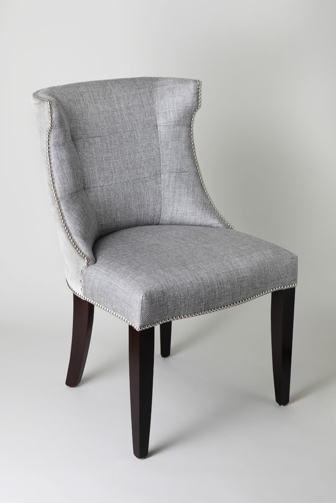 Best ideas about Wingback Dining Chair . Save or Pin Luxury Wingback Now.