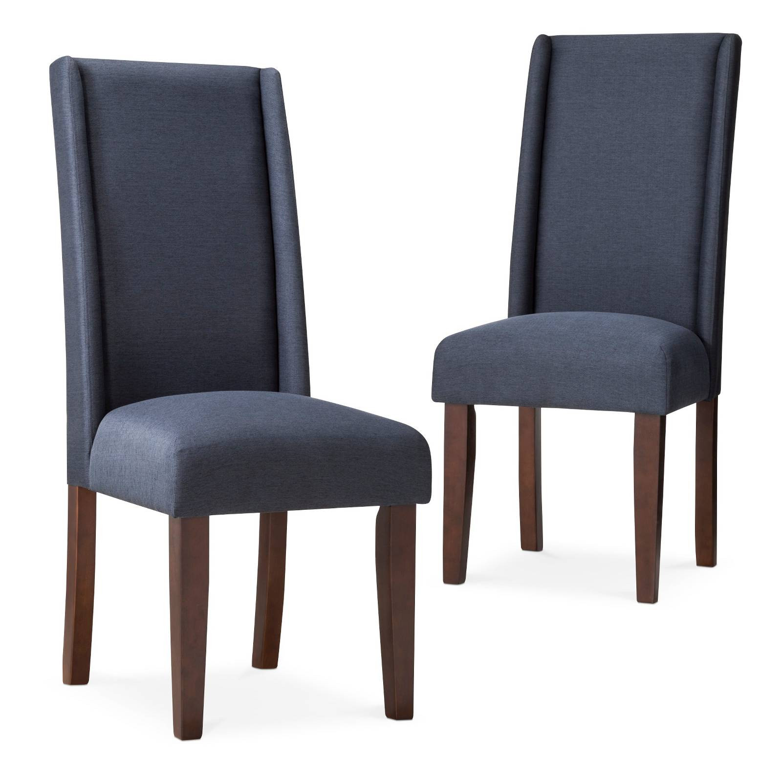 Best ideas about Wingback Dining Chair . Save or Pin Charlie Modern Wingback Dining Chair Yellow Set of 2 Now.