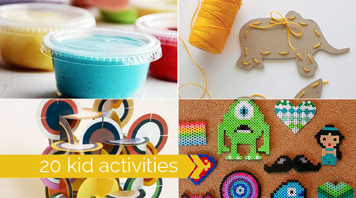 Best ideas about Winter-Crafts-For-Kids At Home . Save or Pin 20 best indoor kid crafts and activities Now.