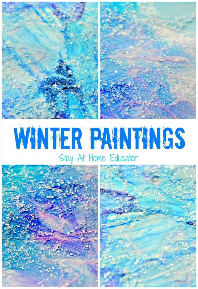 Best ideas about Winter-Crafts-For-Kids At Home . Save or Pin Winter Crafts and Activities for Kids The Idea Room Now.