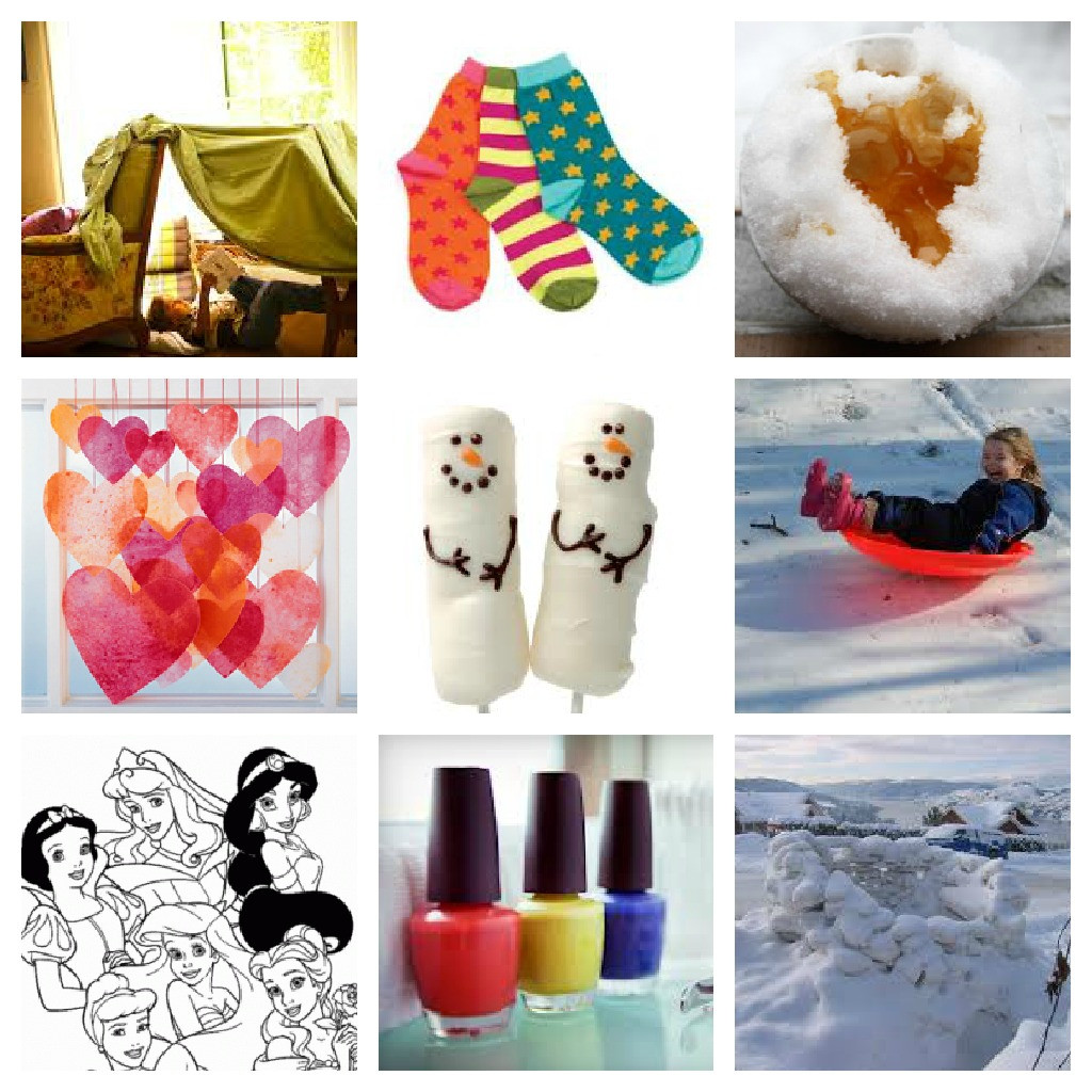 Best ideas about Winter-Crafts-For-Kids At Home . Save or Pin 36 Snow Day Activities and Ideas for Your Kids – Her View Now.