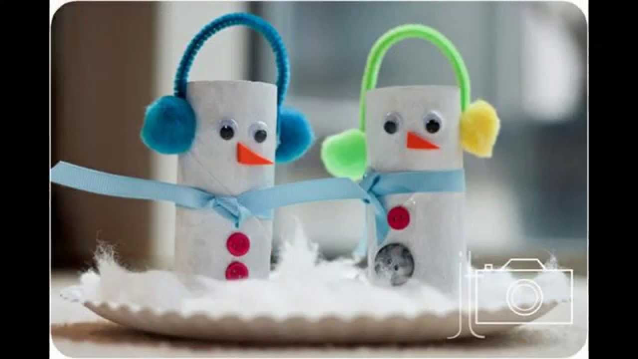 Best ideas about Winter Crafts For Kids . Save or Pin Kids winter crafts ideas Now.