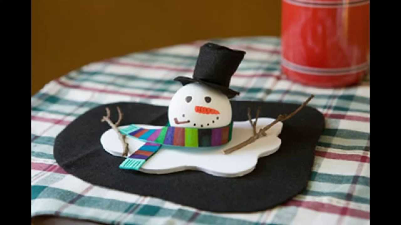 Best ideas about Winter Crafts For Kids . Save or Pin Easy winter crafts for kids Now.