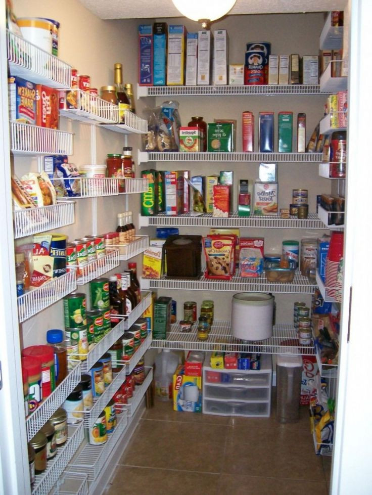 Best ideas about Wire Pantry Shelving . Save or Pin 25 best ideas about Wire Shelving Units on Pinterest Now.