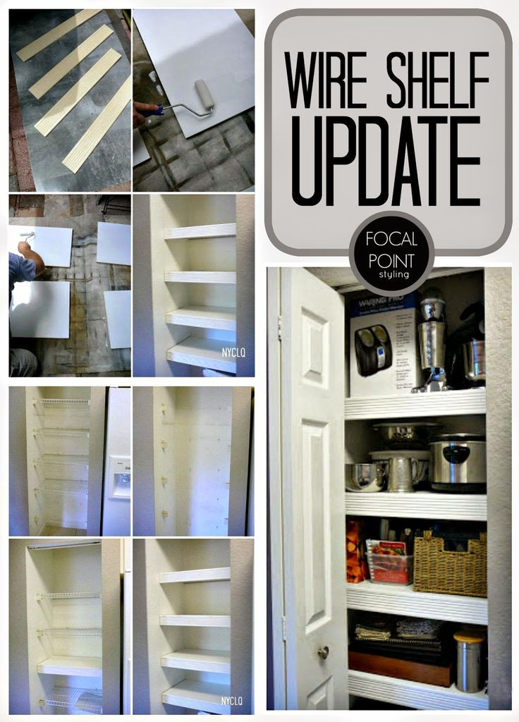 Best ideas about Wire Pantry Shelving . Save or Pin Best 25 Wire shelves ideas on Pinterest Now.