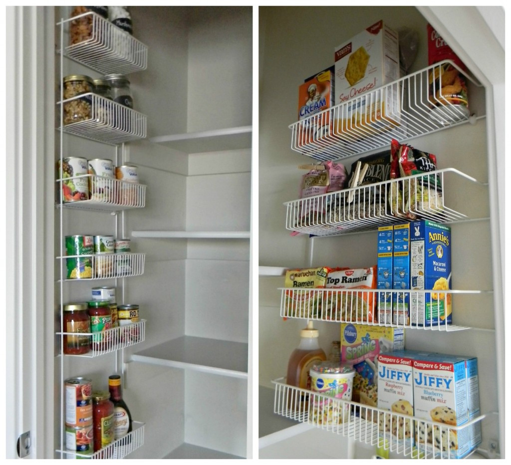 Best ideas about Wire Pantry Shelving . Save or Pin Pantry Organization Organize and Decorate Everything Now.