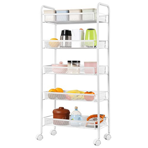 Best ideas about Wire Pantry Shelving . Save or Pin Wire Kitchen pantry Shelving Amazon Now.
