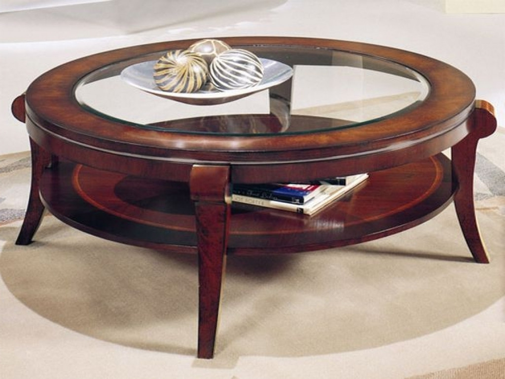 Best ideas about Wood And Glass Coffee Table . Save or Pin Wood Glass Coffee Table Wood Round Coffee Tables For Sale Now.