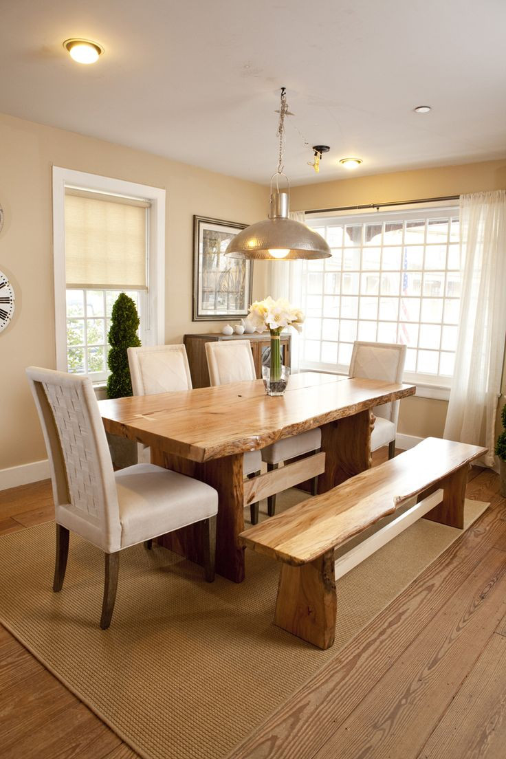 Best ideas about Wood Dining Room Table . Save or Pin Best 25 Natural wood dining table ideas on Pinterest Now.