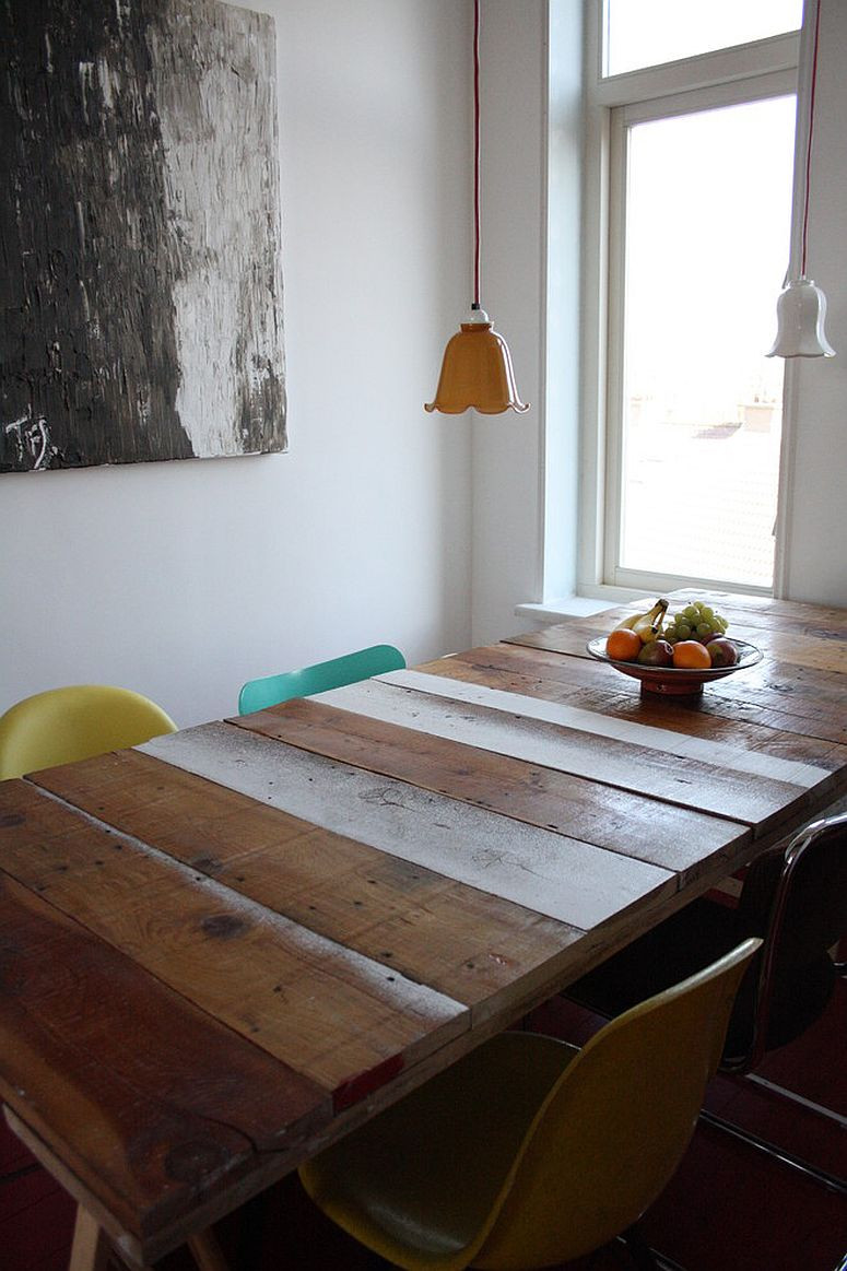 Best ideas about Wood Dining Room Table . Save or Pin 10 Exquisite Ways to Incorporate Reclaimed Wood into Your Now.